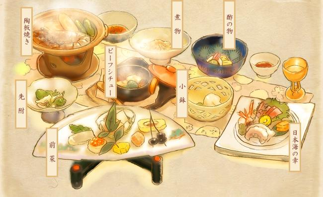基本のお料理